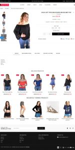 [shopify] irsafashion – product