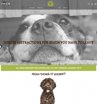 DoggieDistraction