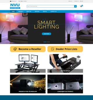 NVU (Redesign)
