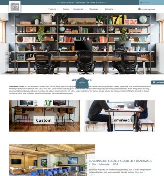 UWG Design+Store Setup